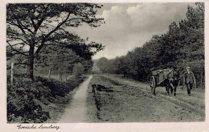 Gooische+Landweg+1930+J.+Coerdes
